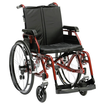 "18"" Drive 'K-Chair' Shock Absorbing Self Propel Wheelchair"