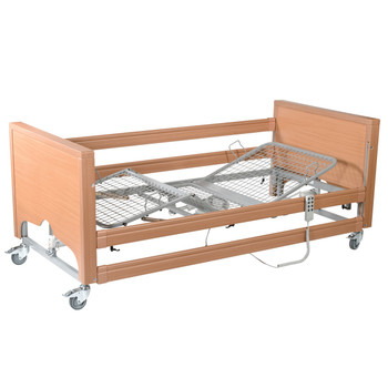 Casamed Classic FS Profiling Nursing Bed with Siderails