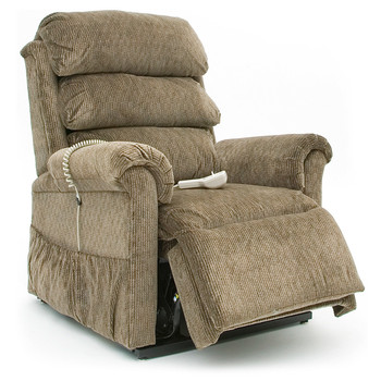 Pride 660 Dual Motor Riser Recliner Lounger Chair