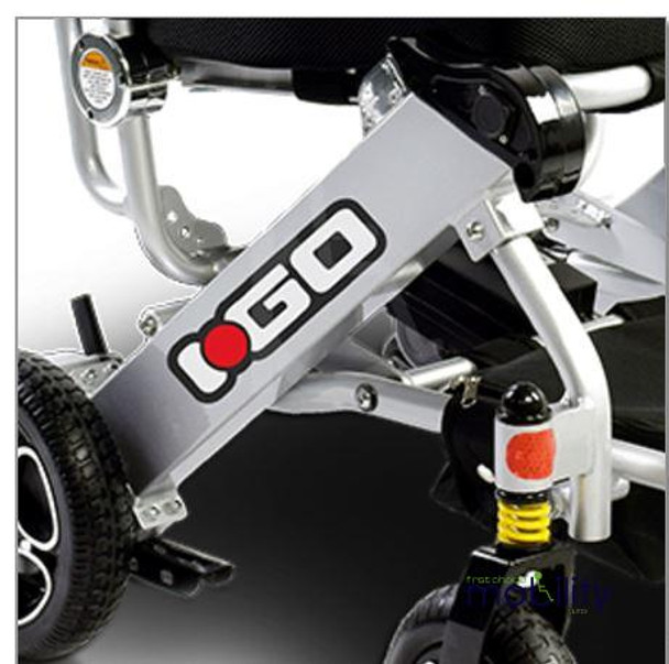 Pride Mobility I-GO Lithium Battery Stick (Complete, Single)