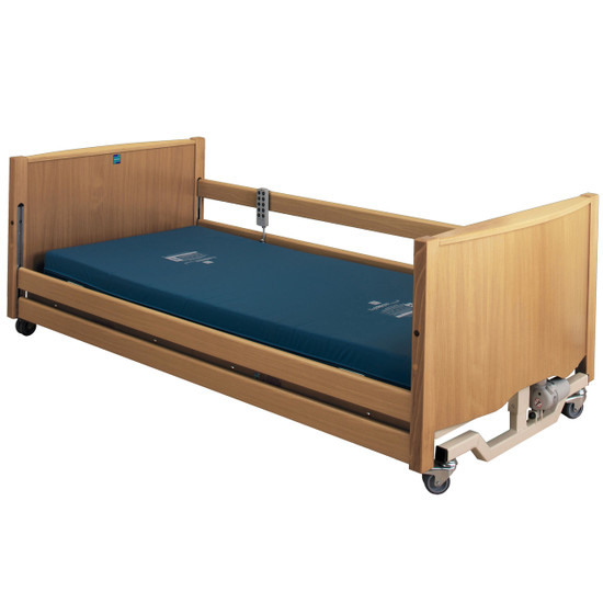 Sidhil Bradshaw Low 4 Way Electric Profiling Bed Glebe
