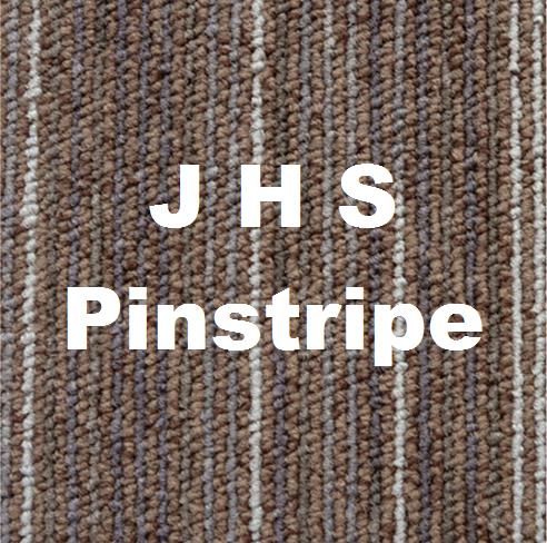 J H S Pinstripe Loop Pile