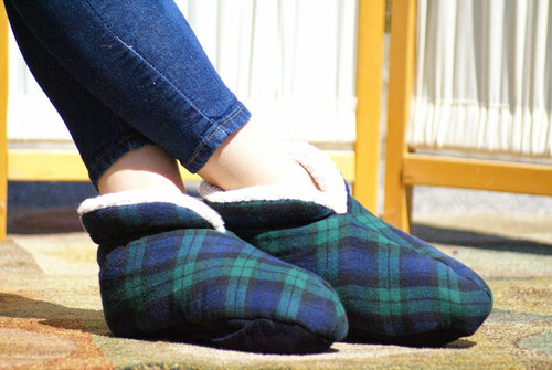 Heat Your Feet Slippers