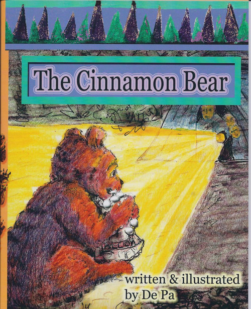 The Cinnamon Bear Book