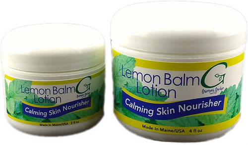 Lemon Balm Lotion