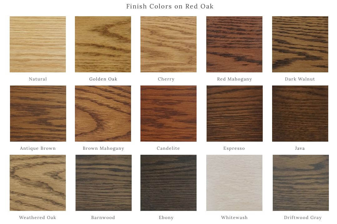 On-Trend Finish Colors