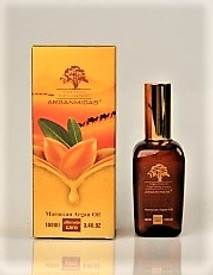 Arganmidas Pure Moroccan Argan Oil Hair and Body Serum