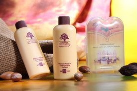 Arganmidas Travel Size Shampoo and Conditoner