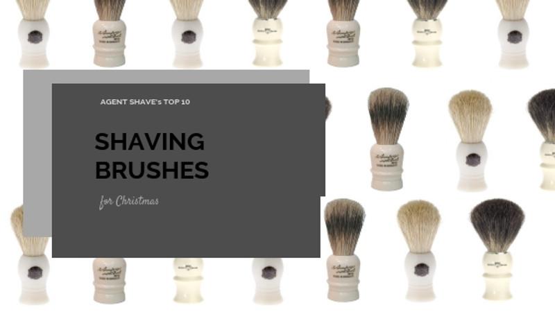 Top 10 Shaving Brushes for Christmas