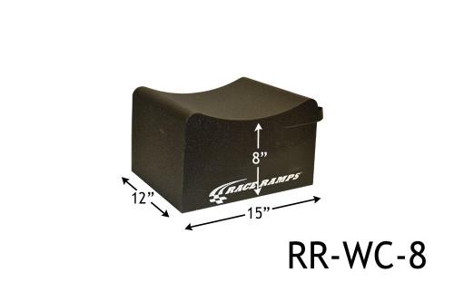 "Shop for your Race Ramps 8"" of Lift Wheel Cribs 15""L x 12""W (Set of 2) RR-WC-8 and add a coupon in your shopping cart to save even more before you check out with Just Bolt-Ons."