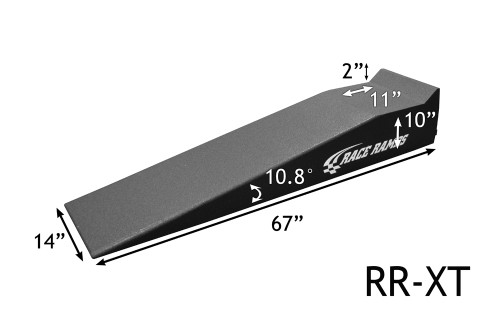 """Shop for your Race Ramps 67"""" Car Service Ramps XT 10.8 Degree Angle (Set of 2) RR-XT and add a coupon in your shopping cart to save even more before you check out with Just Bolt-Ons."""