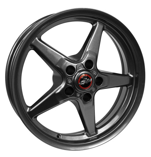 Shop for your Race Star 92 Drag Star Bracket Racer Metallic Gray 17x10.5 5x120BC 7.00BS GM #92-705253G.
