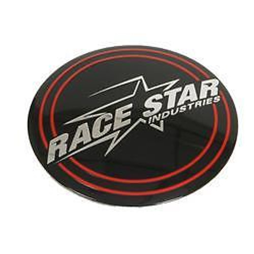 Race Star Replacement Center Cap 2in Medallion #602-0002-1
