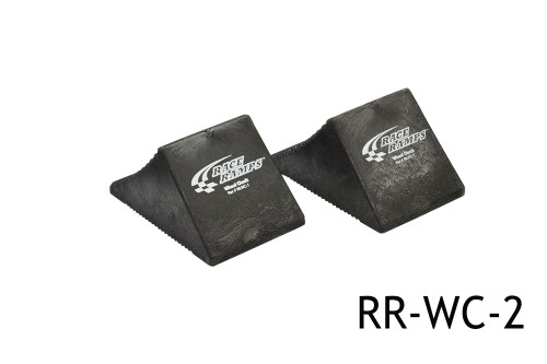 """Shop for your Race Ramps Wheel Chocks 6""""L x 5""""W x 4""""H (Set of 2) RR-WC-2 and add a coupon in your shopping cart to save even more before you check out with Just Bolt-Ons."""