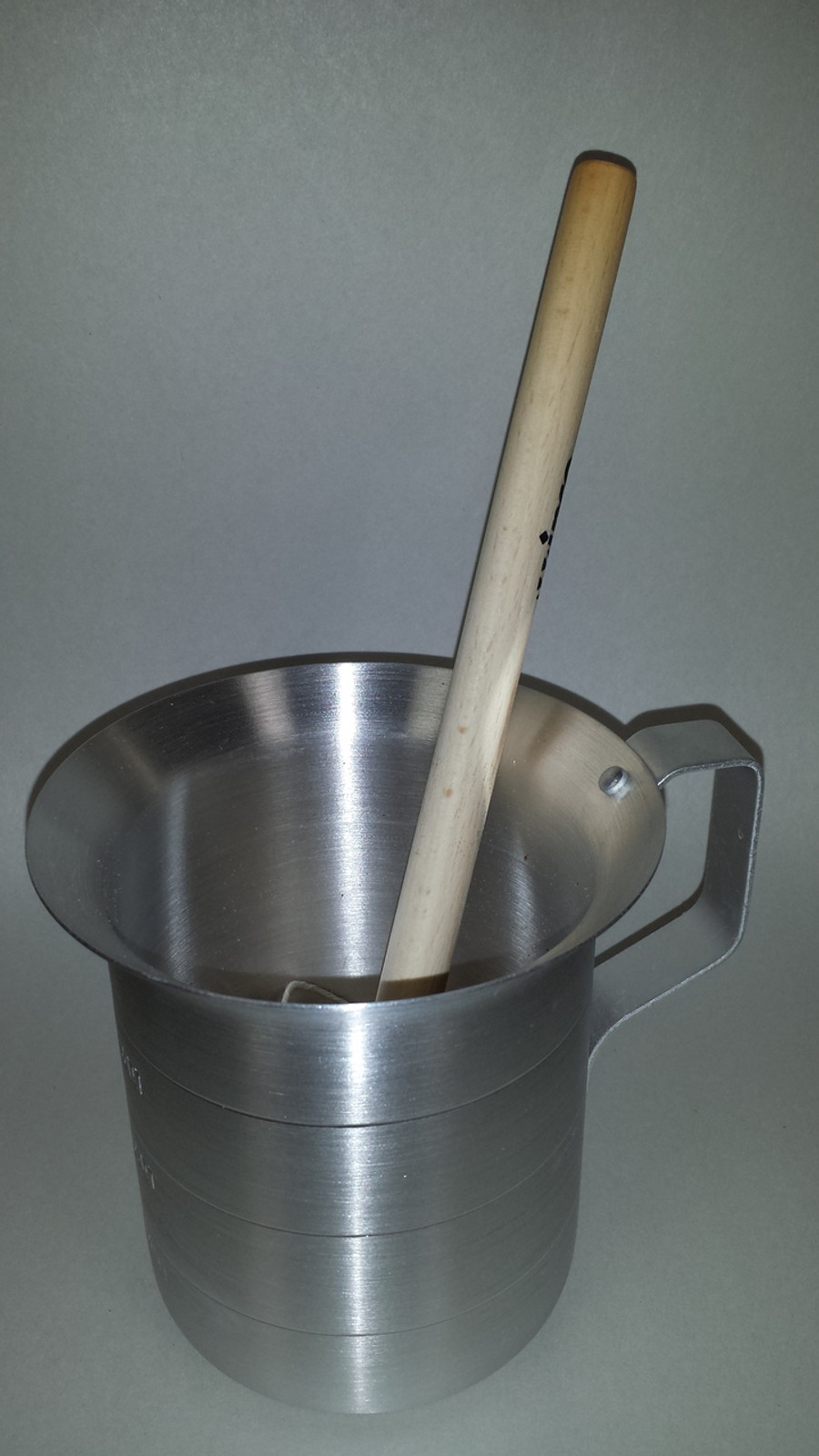 BBQ Mop and Measure Cup