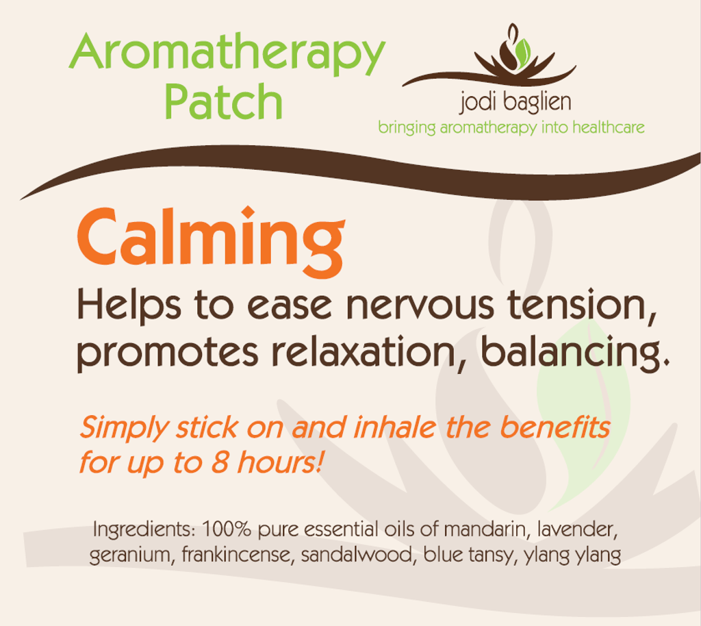 Aromatherapy Patch - Calming