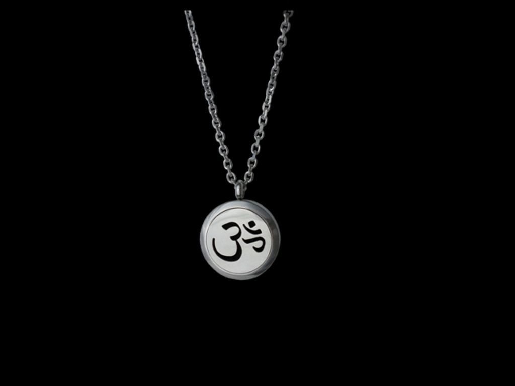 Diffusing Necklace - Om