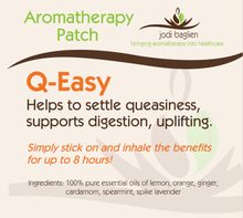Aromatherapy Patch - Q-Easy