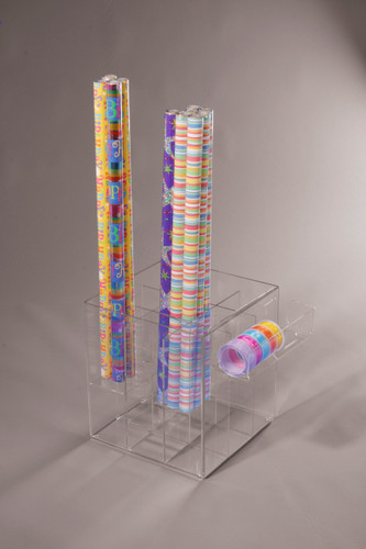 Wrapping Paper Racks Stands And Holders From Clear Solutions