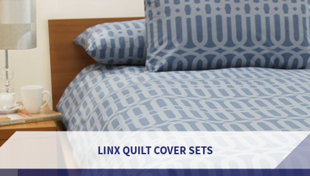 Linx Quilt Cover Sets