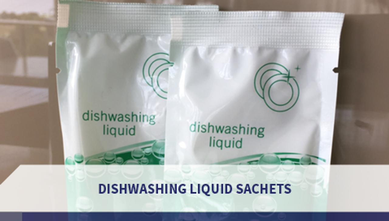 Dishwashing Liquid Sachets