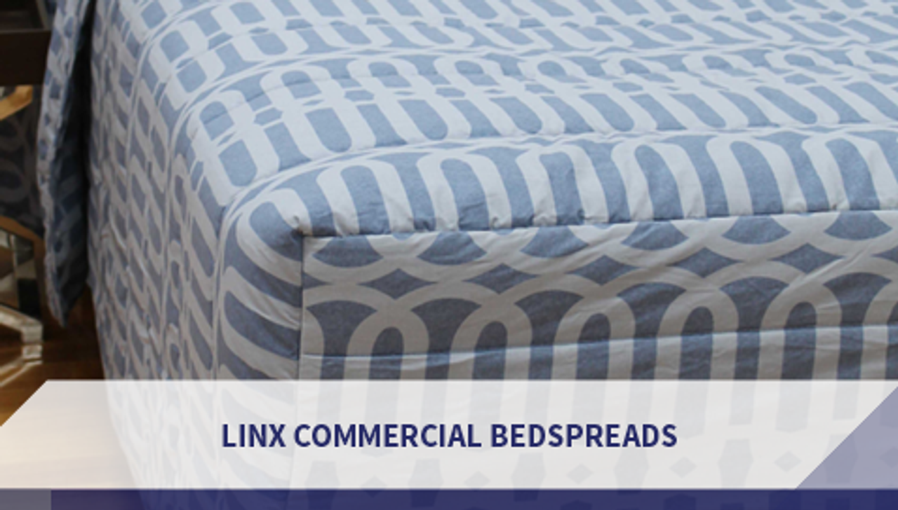 Linx Commercial Bedspreads