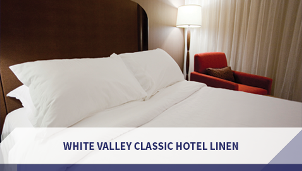 White Valley Classic Hotel Linen