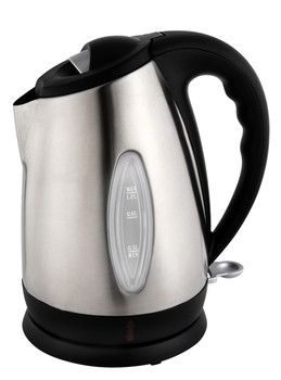 Stainless Steel 1.0L Cordless Kettle