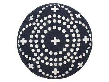 Emerita Round Cushion
