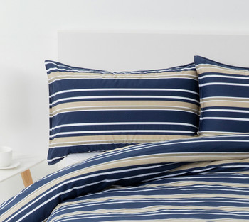 Brighton Pillow Case - Pair