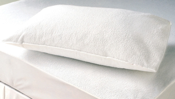 Terry Waterproof Pillow Protector