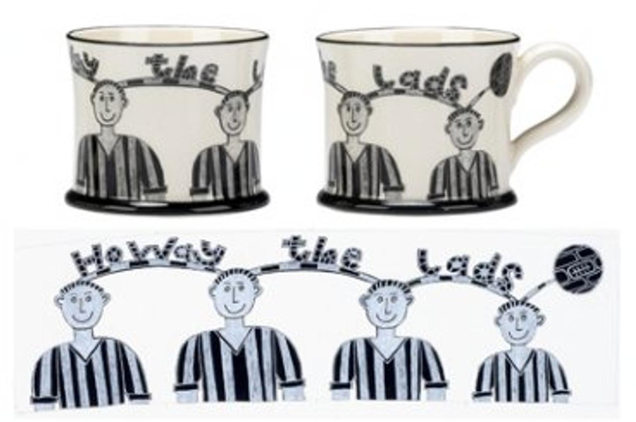 Howay The Lads Mug
