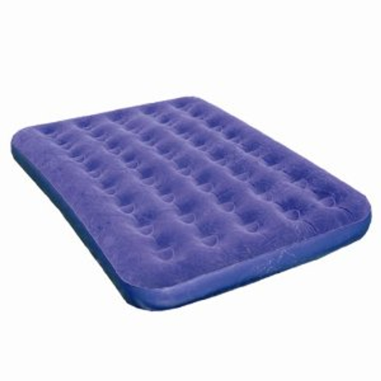 Highlander Sleepeze Blue Double Airbed
