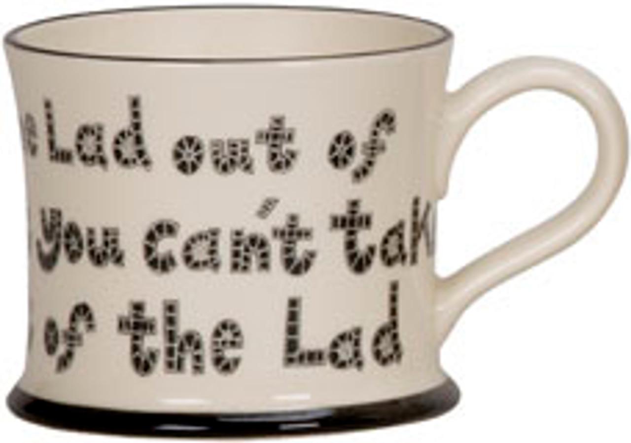 Lad Out of Newcastle Mug