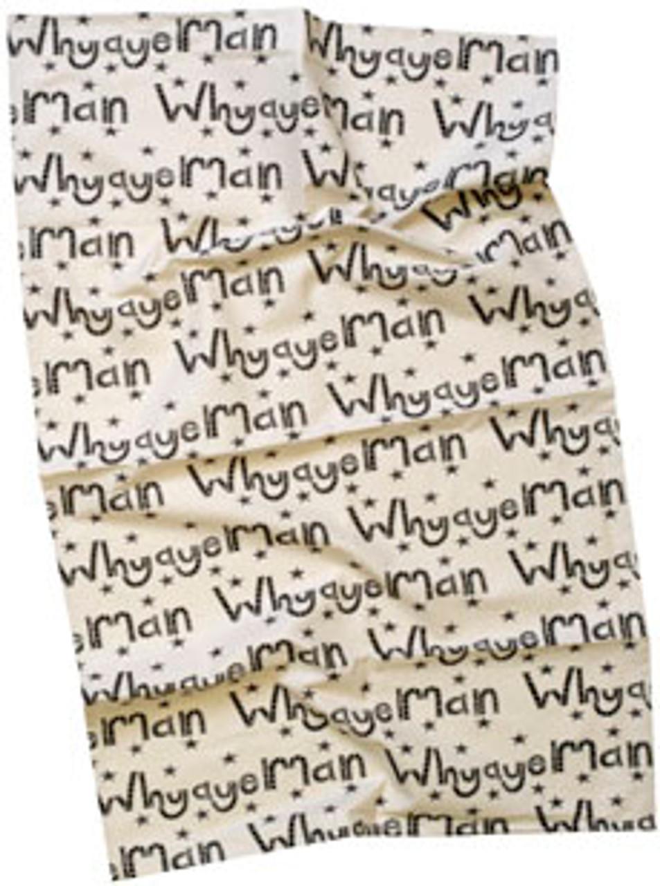 Why Aye Man Tea Towel