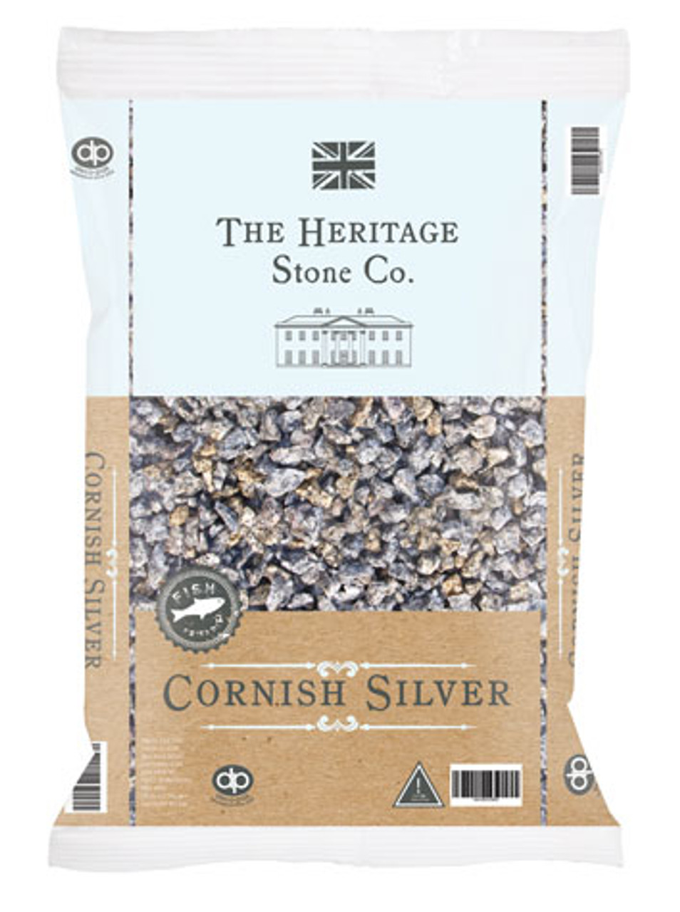Heritage Stone Cornish Silver