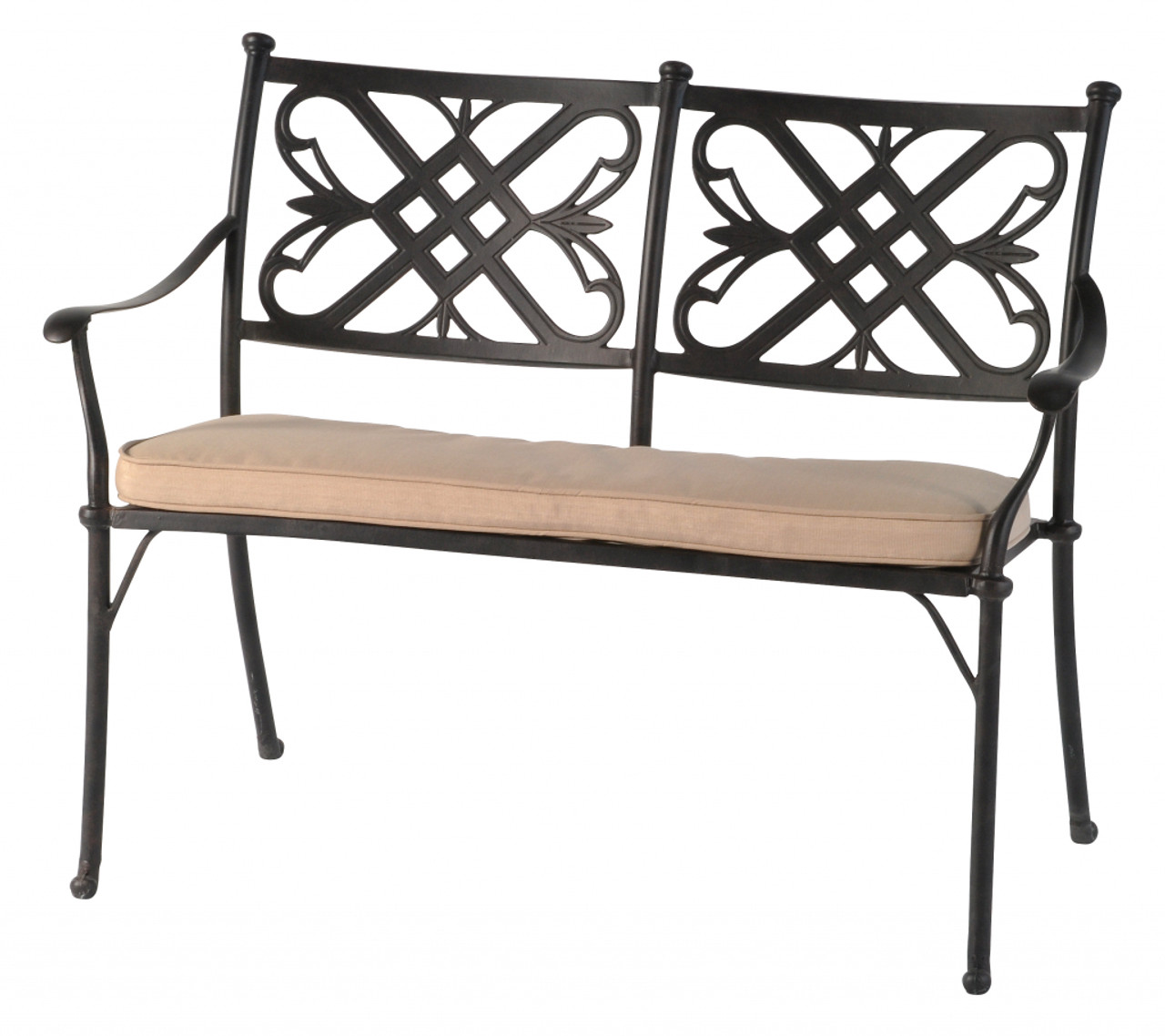 Sarasota Garden Bench  -  LOCAL DELIVERY ONLY