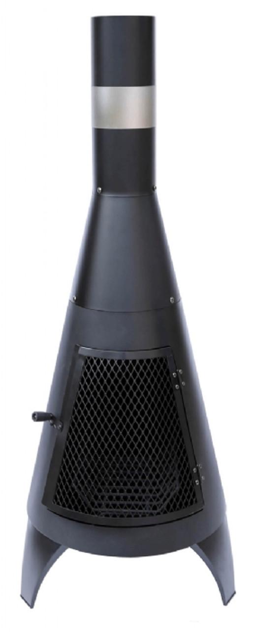 Tower Chiminea Burner