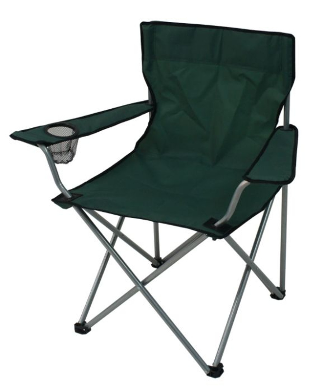 Camping Chair With Drink Holder