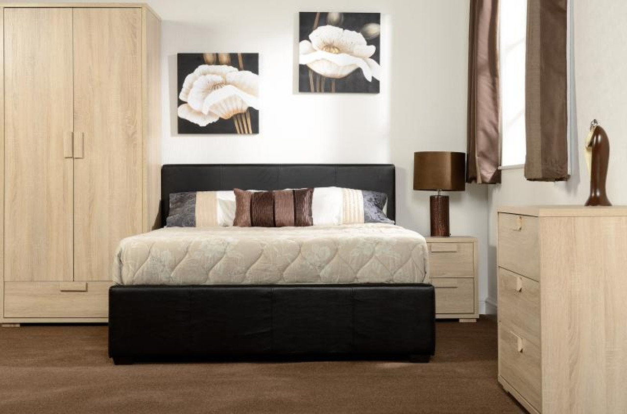 Prado Plus Storage Bed