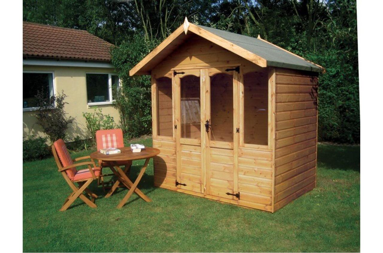 shedlands regent summer house
