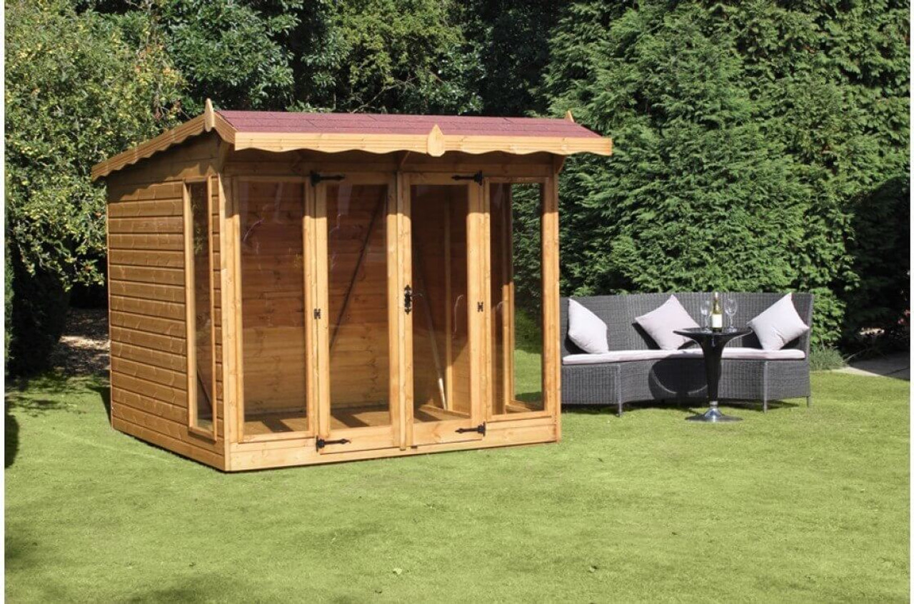shedlands clumber summer house