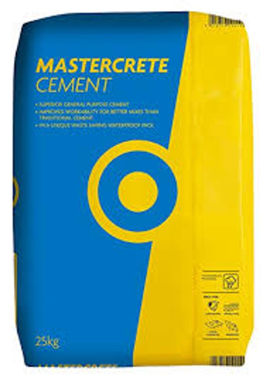 Blu Circle Mastercrete Cement 25kg
