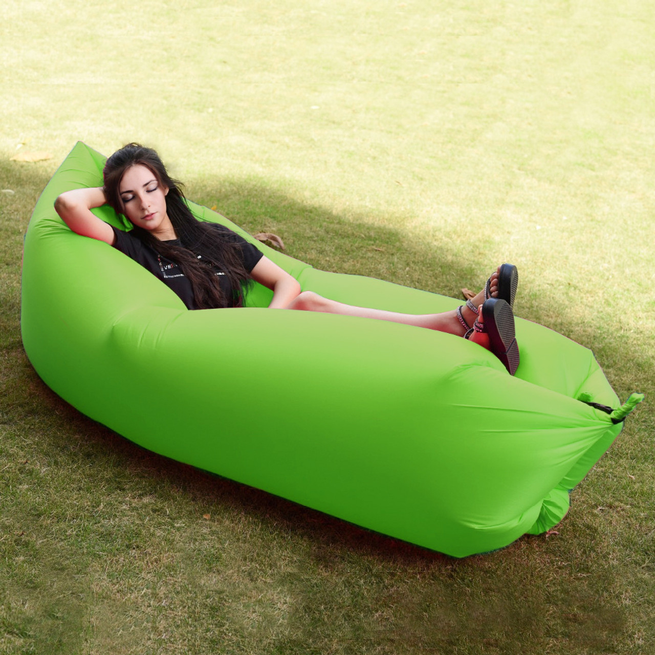 Portable Inflatable Relaxair Airbed