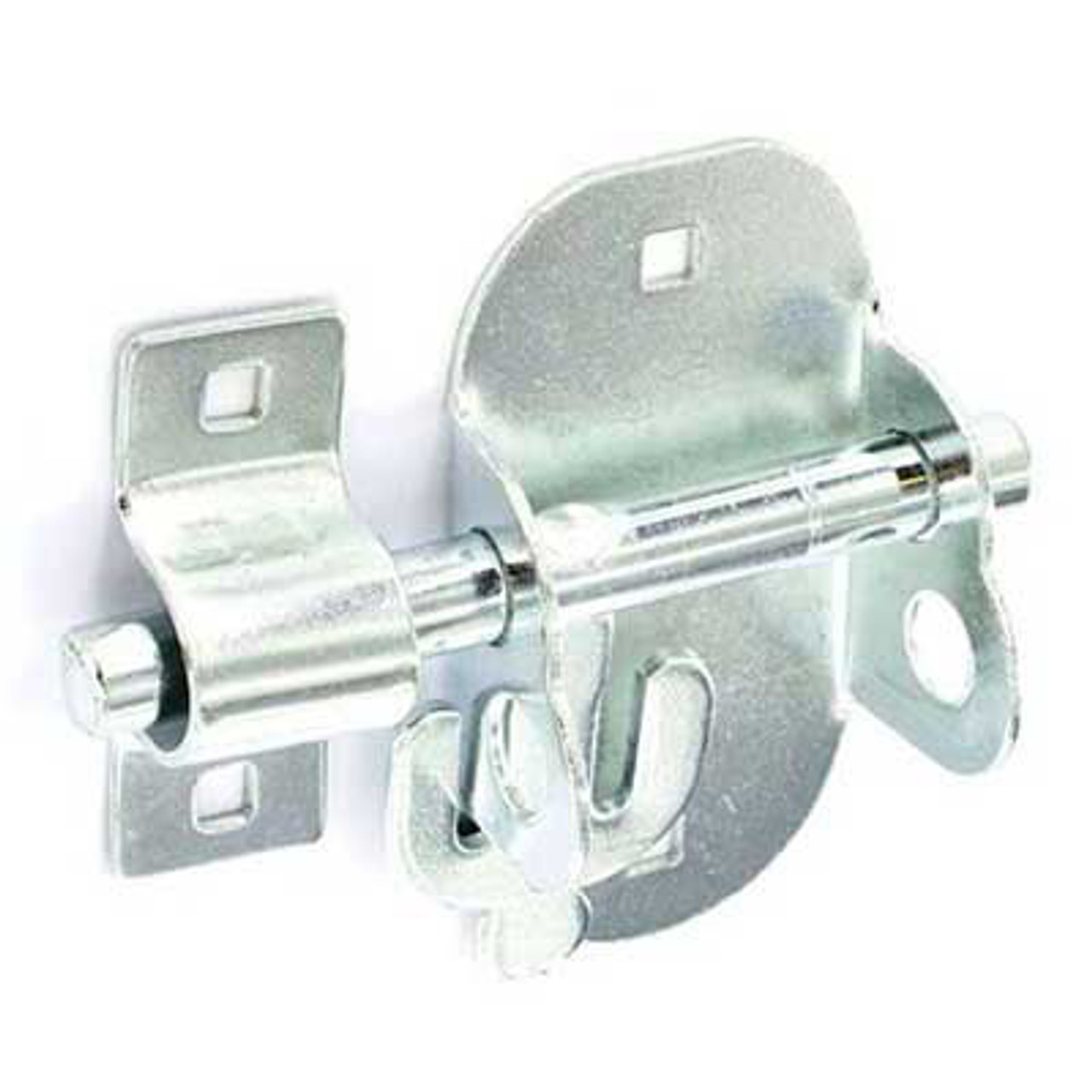 Oval Padlock Bolt Zinc Plated 100mm
