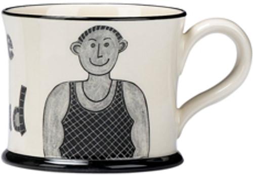 Why Aye Bonny Lad Mug