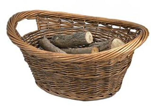 Manor Cradle Log Basket