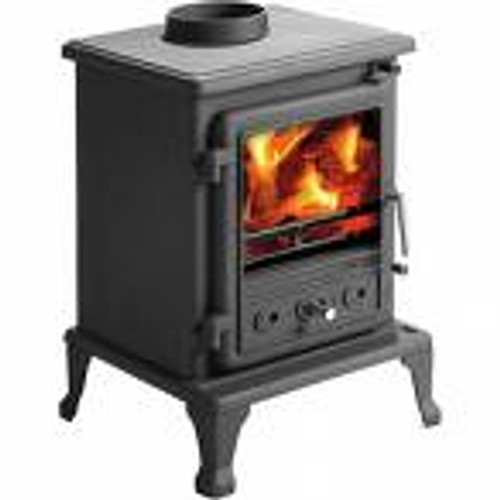 Firefox 5 Multifuel Clean Burn Stove