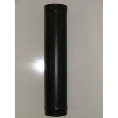 """Stove Chimney Flue Pipe Vitreous Enamel Matt 5"""" x 600MM"""