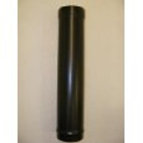 """Stove Chimney Flue Pipe Vitreous Enamel Matt 5"""" x 900MM"""